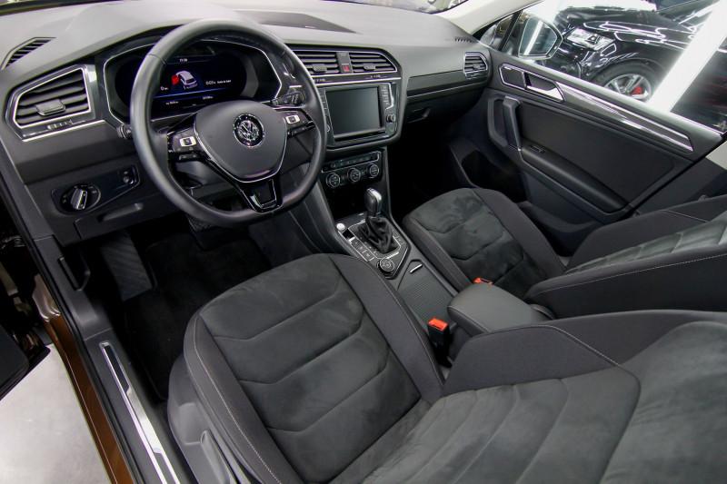 Photo 17 de l'offre de VOLKSWAGEN TIGUAN 2.0 TDI 190CH BLUEMOTION TECHNOLOGY CARAT EXCLUSIVE 4MOTION DSG7 à 33990€ chez AC111 Automobiles