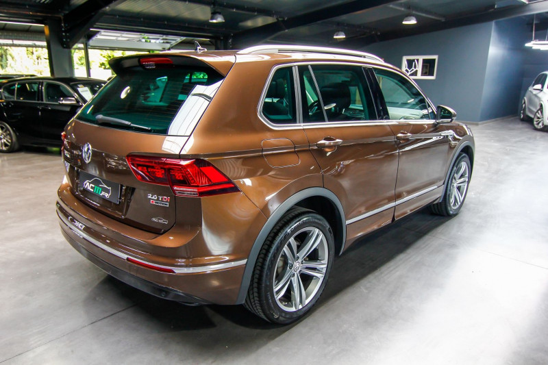 Photo 16 de l'offre de VOLKSWAGEN TIGUAN 2.0 TDI 190CH BLUEMOTION TECHNOLOGY CARAT EXCLUSIVE 4MOTION DSG7 à 33990€ chez AC111 Automobiles