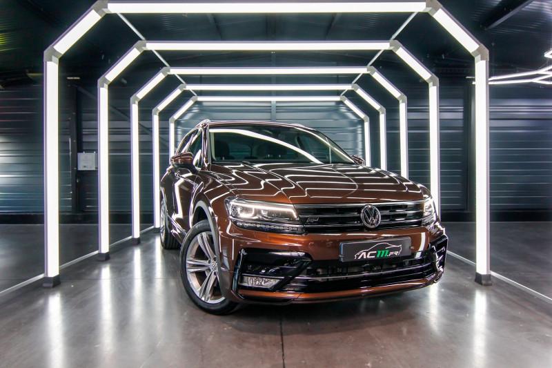 Photo 1 de l'offre de VOLKSWAGEN TIGUAN 2.0 TDI 190CH BLUEMOTION TECHNOLOGY CARAT EXCLUSIVE 4MOTION DSG7 à 33990€ chez AC111 Automobiles