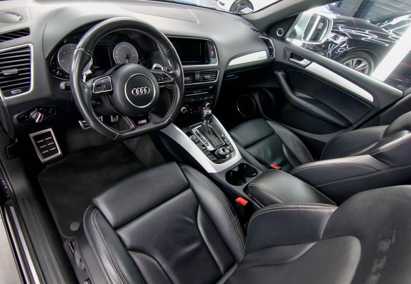 Photo 2 de l'offre de AUDI SQ5 3.0 V6 BITDI 313CH QUATTRO TIPTRONIC à 30990€ chez AC111 Automobiles