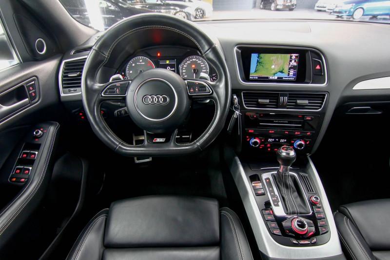 Photo 10 de l'offre de AUDI SQ5 3.0 V6 BITDI 313CH QUATTRO TIPTRONIC à 30990€ chez AC111 Automobiles