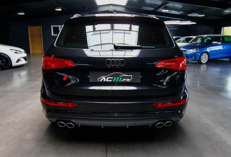 Photo 16 de l'offre de AUDI SQ5 3.0 V6 BITDI 313CH QUATTRO TIPTRONIC à 30990€ chez AC111 Automobiles