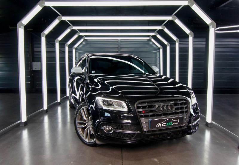 Audi SQ5 3.0 V6 BITDI 313CH QUATTRO TIPTRONIC Diesel NOIR Occasion à vendre