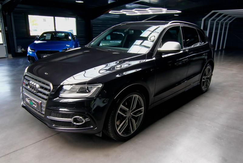 Photo 11 de l'offre de AUDI SQ5 3.0 V6 BITDI 313CH QUATTRO TIPTRONIC à 30990€ chez AC111 Automobiles