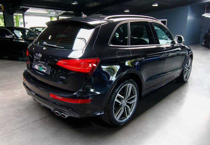 Photo 15 de l'offre de AUDI SQ5 3.0 V6 BITDI 313CH QUATTRO TIPTRONIC à 30990€ chez AC111 Automobiles