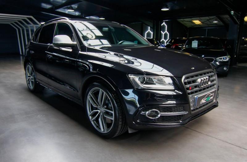 Photo 13 de l'offre de AUDI SQ5 3.0 V6 BITDI 313CH QUATTRO TIPTRONIC à 30990€ chez AC111 Automobiles