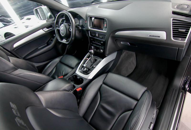 Photo 6 de l'offre de AUDI SQ5 3.0 V6 BITDI 313CH QUATTRO TIPTRONIC à 30990€ chez AC111 Automobiles