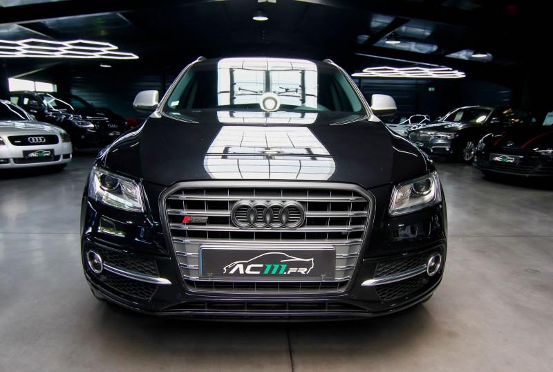 Photo 12 de l'offre de AUDI SQ5 3.0 V6 BITDI 313CH QUATTRO TIPTRONIC à 30990€ chez AC111 Automobiles