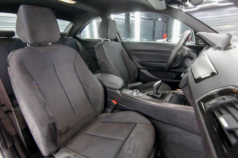Photo 8 de l'offre de BMW SERIE 2 COUPE (F22) 230IA 252CH M SPORT à 31990€ chez AC111 Automobiles