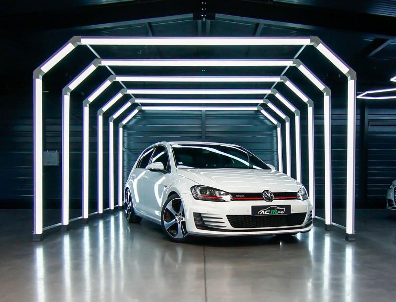 Volkswagen GOLF VII 2.0 TSI 230CH BLUEMOTION TECHNOLOGY GTI PERFORMANCE 5P Essence BLANC Occasion à vendre