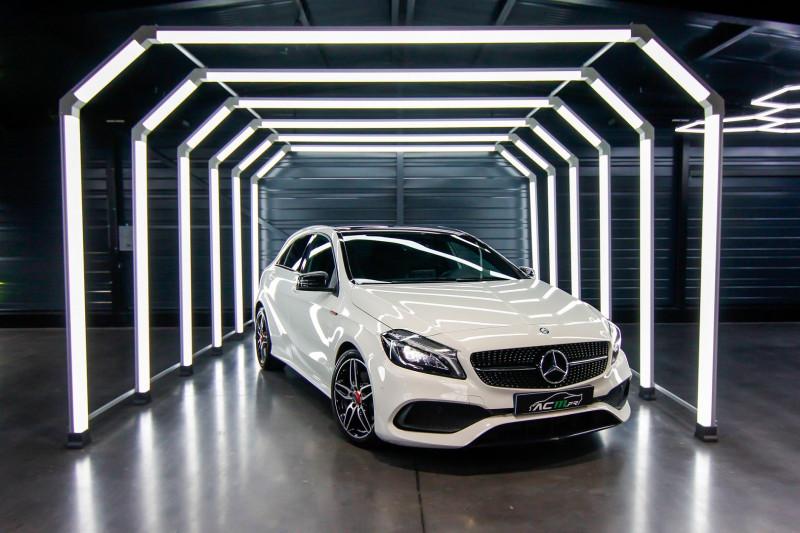 Mercedes-Benz A 220 D FASCINATION 7G-DCT Diesel BLANC Occasion à vendre