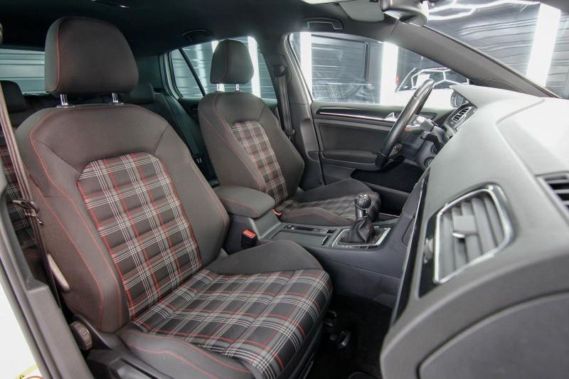 Photo 7 de l'offre de VOLKSWAGEN GOLF VII 2.0 TSI 230CH BLUEMOTION TECHNOLOGY GTI PERFORMANCE 5P à 19990€ chez AC111 Automobiles