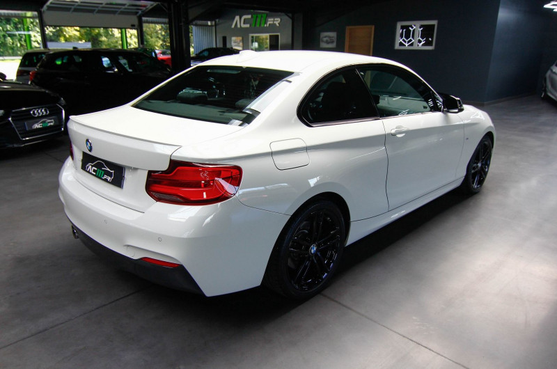 Photo 15 de l'offre de BMW SERIE 2 COUPE (F22) 230IA 252CH M SPORT à 31990€ chez AC111 Automobiles