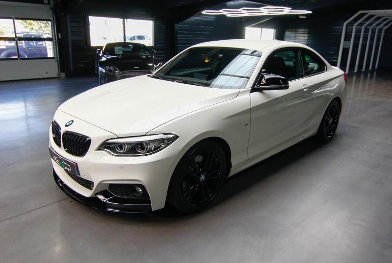 Photo 11 de l'offre de BMW SERIE 2 COUPE (F22) 230IA 252CH M SPORT à 31990€ chez AC111 Automobiles