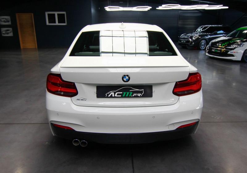 Photo 16 de l'offre de BMW SERIE 2 COUPE (F22) 230IA 252CH M SPORT à 31990€ chez AC111 Automobiles