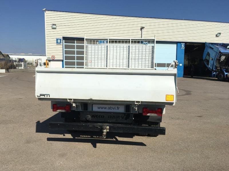 Photo 3 de l'offre de IVECO 35c14 BENNE + COFFRE CLIMATISATION BLUETOOTH à 30000€ chez ABVI Perpignan