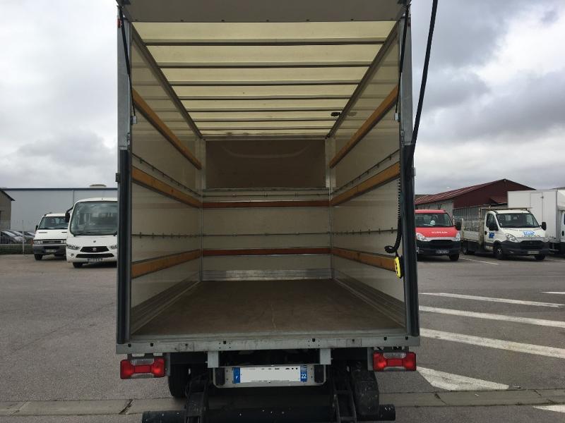 Photo 4 de l'offre de IVECO 35c16 CAISSE HAYON CAPUCINE CLIM BLEUTOOTH REGULATEUR à 32400€ chez ABVI Perpignan