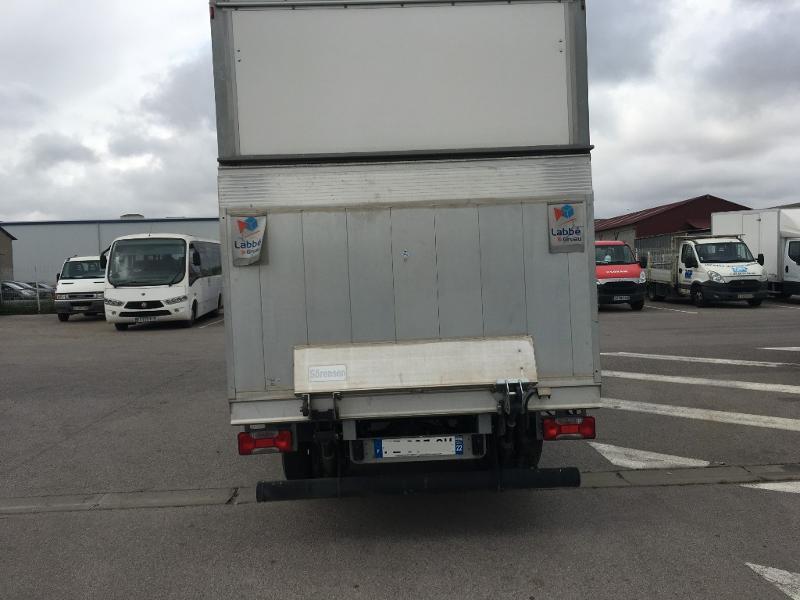 Photo 3 de l'offre de IVECO 35c16 CAISSE HAYON CAPUCINE CLIM BLEUTOOTH REGULATEUR à 32400€ chez ABVI Perpignan