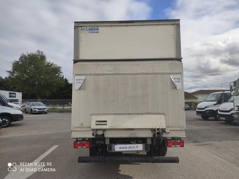 Photo 6 de l'offre de IVECO 35c16 CAISSE DEFLECTEUR HAYON AUVENT CLIM AUTO à 33000€ chez ABVI Carcassonne