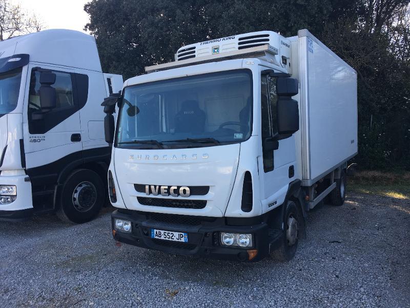 Photo 3 de l'offre de IVECO Ml 100E18 - FRIGO + HAYON à 8400€ chez ABVI Béziers