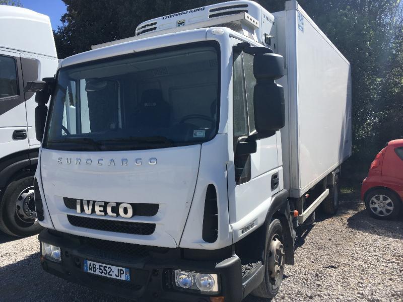 Photo 20 de l'offre de IVECO Ml 100E18 - FRIGO + HAYON à 8400€ chez ABVI Béziers