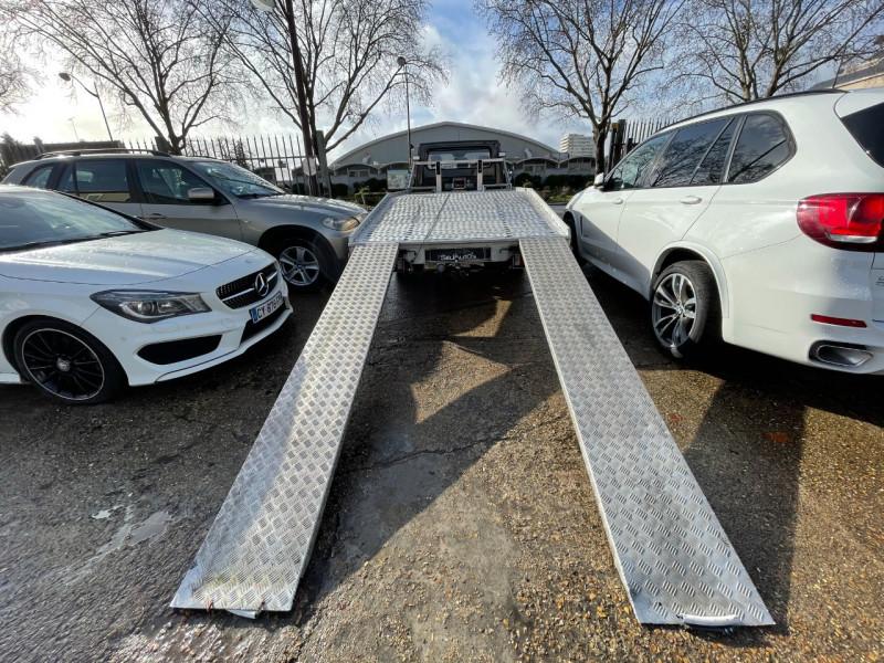 Photo 13 de l'offre de MERCEDES-BENZ SPRINTER CCB 416 35 (EMP 3.55M) à 22000€ chez SELF AUTO