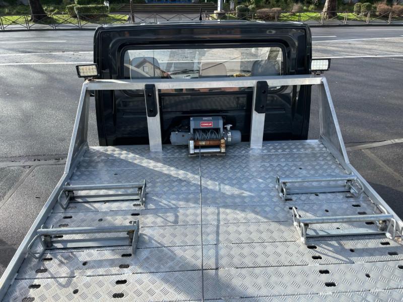 Photo 6 de l'offre de MERCEDES-BENZ SPRINTER CCB 416 35 (EMP 3.55M) à 22000€ chez SELF AUTO