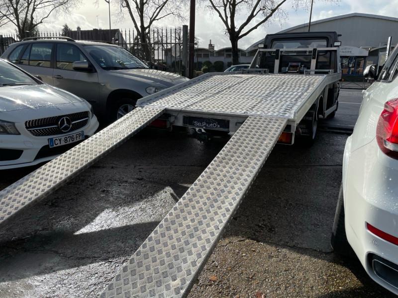 Photo 14 de l'offre de MERCEDES-BENZ SPRINTER CCB 416 35 (EMP 3.55M) à 22000€ chez SELF AUTO