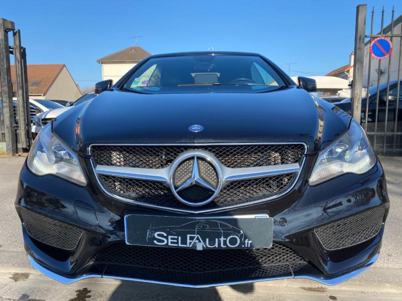 Photo 2 de l'offre de MERCEDES-BENZ CLASSE E CABRIOLET (A207) 400 333CH SPORTLINE 7G-TRONIC PLUS à 22990€ chez SELF AUTO