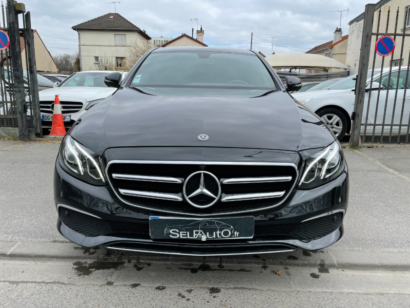 Photo 2 de l'offre de MERCEDES-BENZ CLASSE E (W213) 220 D 194CH AVANTGARDE LINE 9G-TRONIC à 28900€ chez SELF AUTO