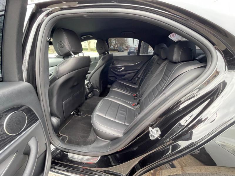 Photo 8 de l'offre de MERCEDES-BENZ CLASSE E (W213) 220 D 194CH AVANTGARDE LINE 9G-TRONIC à 28900€ chez SELF AUTO