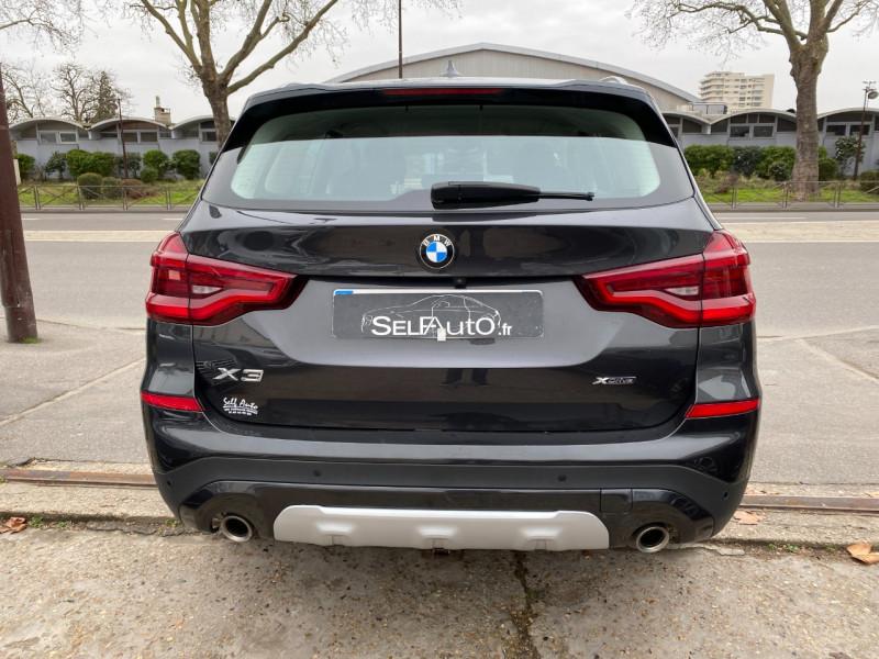 Photo 12 de l'offre de BMW X3 (G01) XDRIVE20DA 190CH XLINE à 27290€ chez SELF AUTO