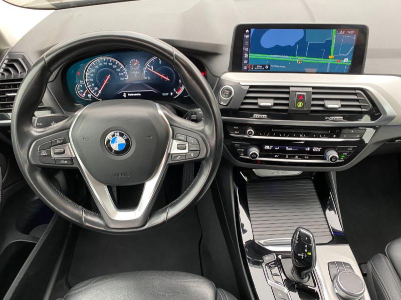 Photo 9 de l'offre de BMW X3 (G01) XDRIVE20DA 190CH XLINE à 27290€ chez SELF AUTO