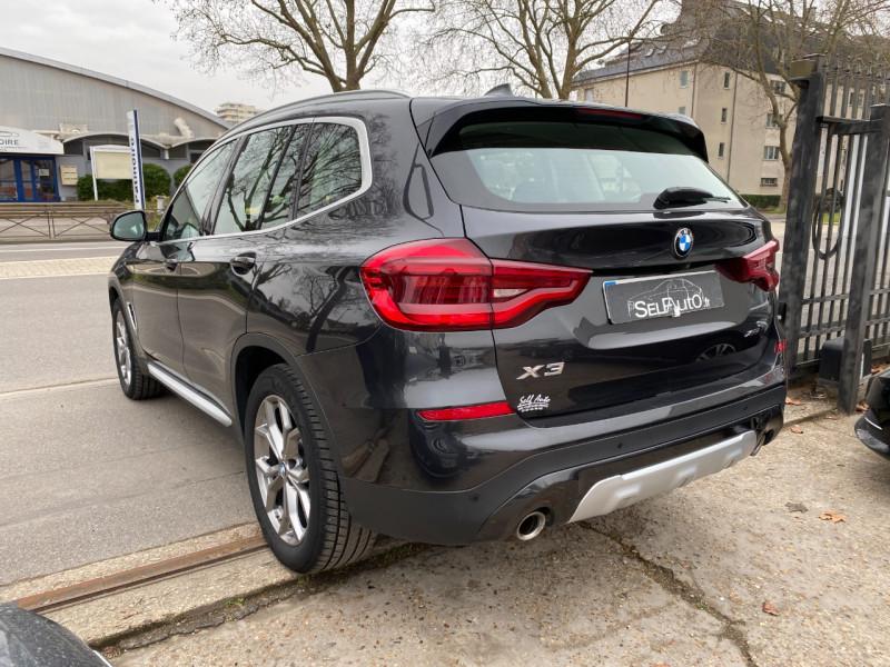 Photo 11 de l'offre de BMW X3 (G01) XDRIVE20DA 190CH XLINE à 27290€ chez SELF AUTO