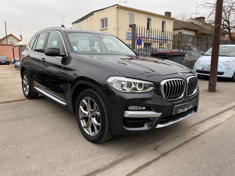 Photo 3 de l'offre de BMW X3 (G01) XDRIVE20DA 190CH XLINE à 27290€ chez SELF AUTO