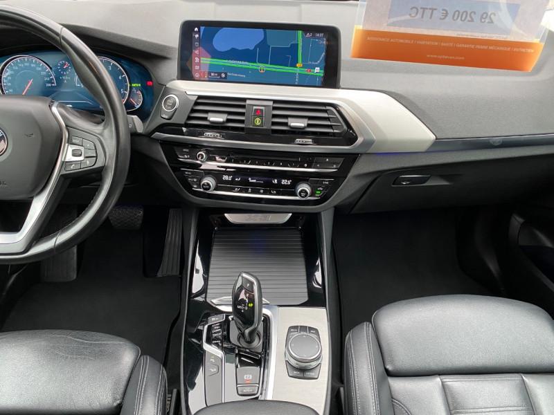 Photo 10 de l'offre de BMW X3 (G01) XDRIVE20DA 190CH XLINE à 27290€ chez SELF AUTO