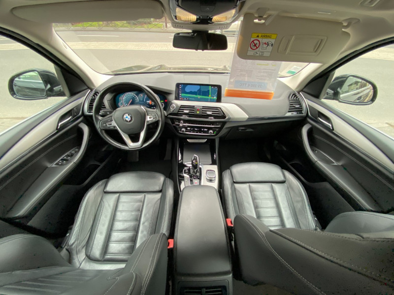 Photo 8 de l'offre de BMW X3 (G01) XDRIVE20DA 190CH XLINE à 27290€ chez SELF AUTO