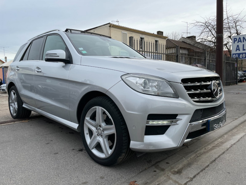 Photo 3 de l'offre de MERCEDES-BENZ CLASSE ML (W166) 350 BLUETEC FASCINATION 7G-TRONIC + à 21500€ chez SELF AUTO