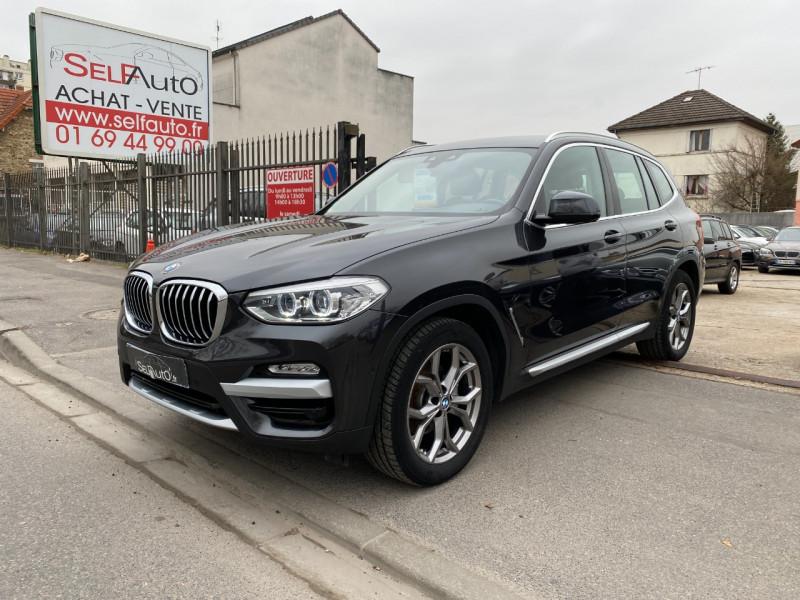 Photo 1 de l'offre de BMW X3 (G01) XDRIVE20DA 190CH XLINE à 27290€ chez SELF AUTO