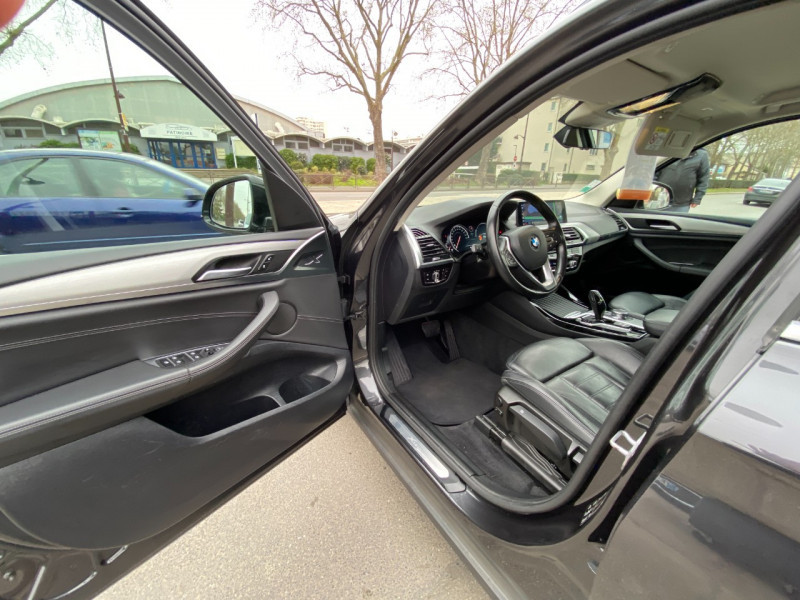 Photo 4 de l'offre de BMW X3 (G01) XDRIVE20DA 190CH XLINE à 27290€ chez SELF AUTO