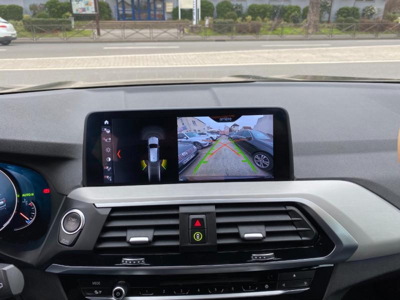 Photo 16 de l'offre de BMW X3 (G01) XDRIVE20DA 190CH XLINE à 27290€ chez SELF AUTO