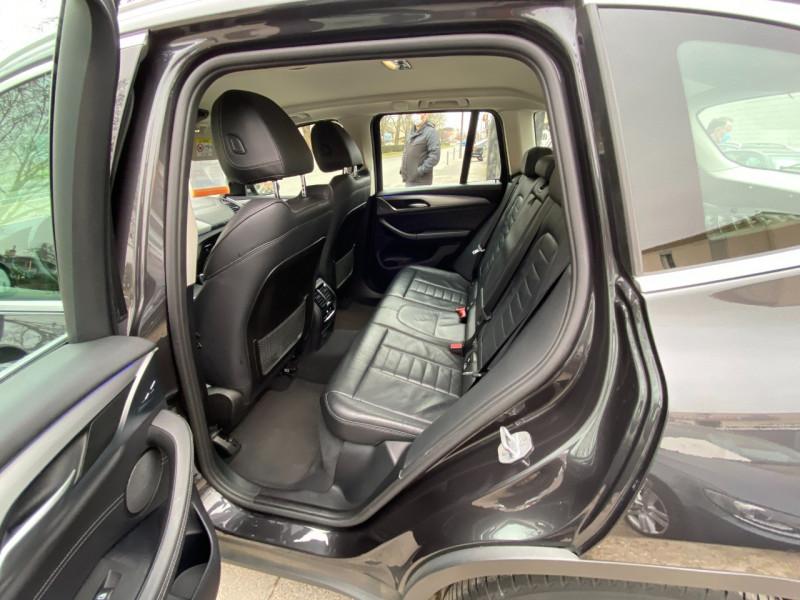 Photo 7 de l'offre de BMW X3 (G01) XDRIVE20DA 190CH XLINE à 27290€ chez SELF AUTO