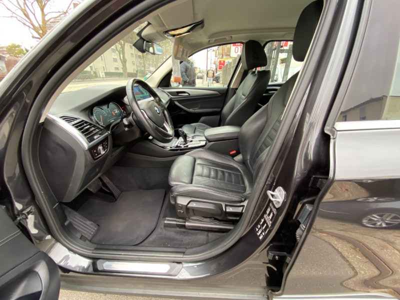 Photo 5 de l'offre de BMW X3 (G01) XDRIVE20DA 190CH XLINE à 27290€ chez SELF AUTO