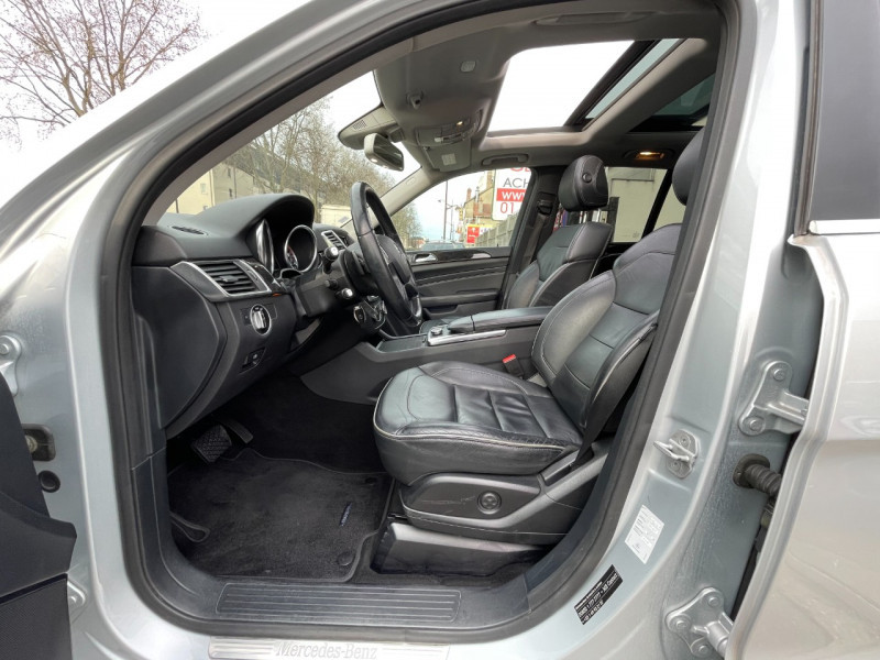 Photo 5 de l'offre de MERCEDES-BENZ CLASSE ML (W166) 350 BLUETEC FASCINATION 7G-TRONIC + à 21500€ chez SELF AUTO