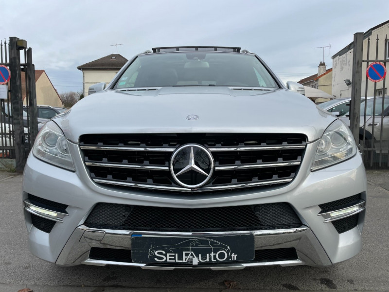 Photo 2 de l'offre de MERCEDES-BENZ CLASSE ML (W166) 350 BLUETEC FASCINATION 7G-TRONIC + à 21500€ chez SELF AUTO