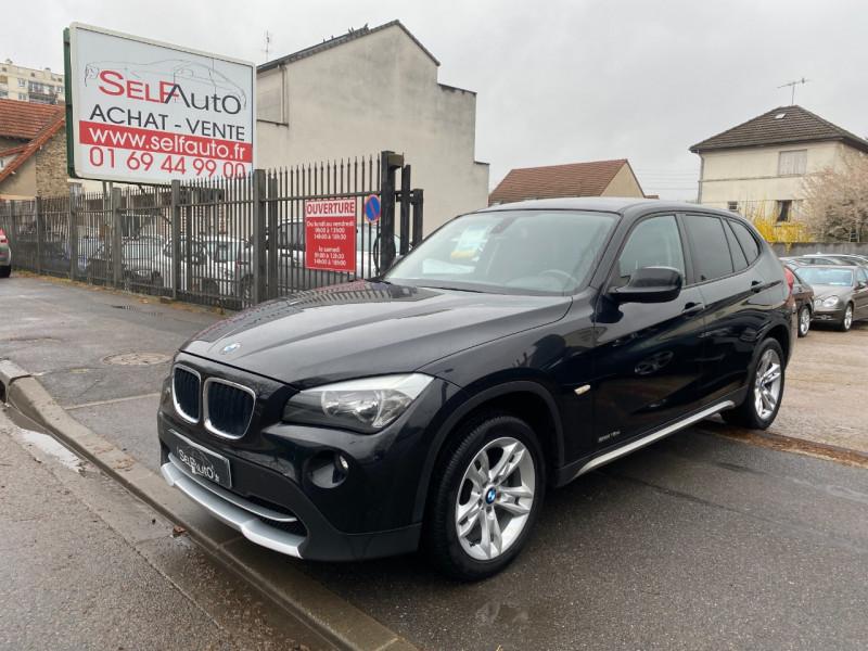 Photo 1 de l'offre de BMW X1 (E84) SDRIVE18D 143CH CONFORT à 9890€ chez SELF AUTO