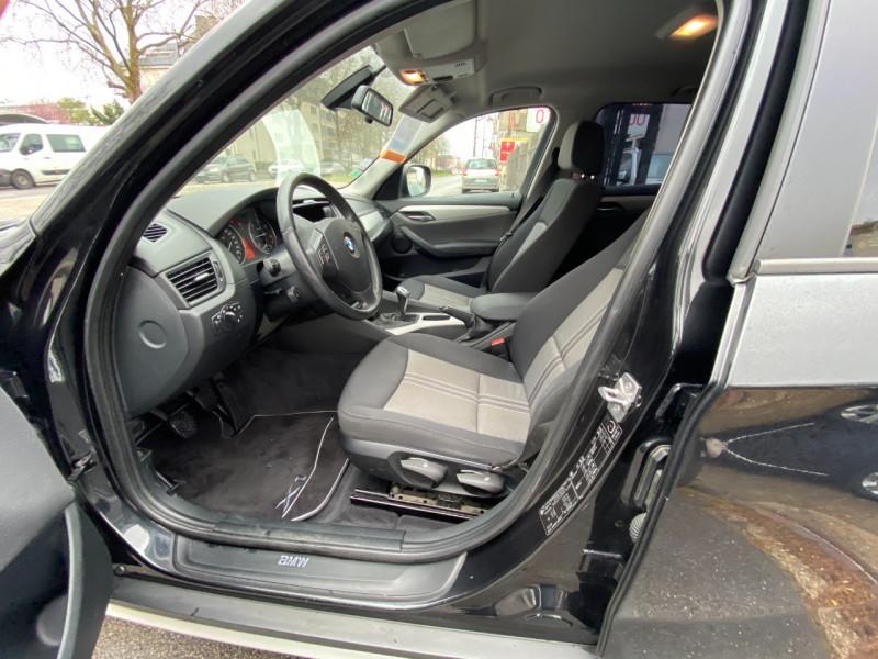Photo 5 de l'offre de BMW X1 (E84) SDRIVE18D 143CH CONFORT à 9890€ chez SELF AUTO