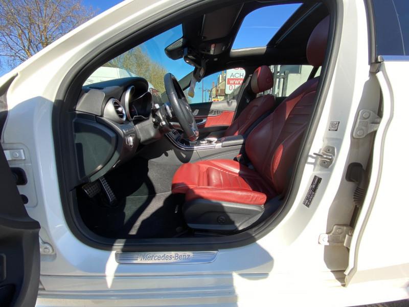 Photo 6 de l'offre de MERCEDES-BENZ CLASSE C BREAK (S205) 220 D FASCINATION 7G-TRONIC PLUS à 18390€ chez SELF AUTO