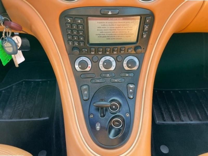 Photo 10 de l'offre de MASERATI SPYDER 4.2 CAMBIOCORSA à 37400€ chez SELF AUTO