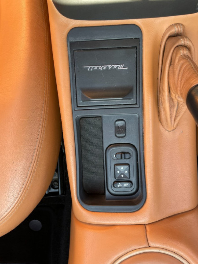 Photo 9 de l'offre de MASERATI SPYDER 4.2 CAMBIOCORSA à 37400€ chez SELF AUTO